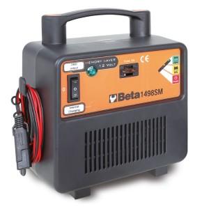 Bateria auxiliar, 12 V