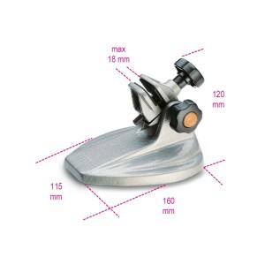 Suporte para micrómetro