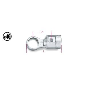 Ponteiras de luneta para barras  dinamométricas
