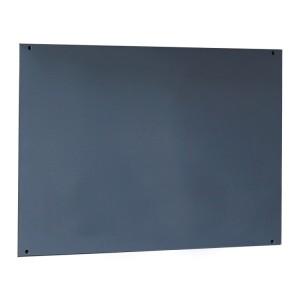 Painel inferior do armário, com 0,8 m de comprimento