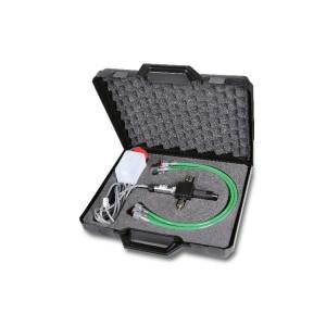 Kit para teste do sistema de alta pressão em motores common rail diesel, com artigo 1464T