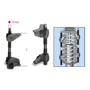 Compressores de molas de amortecedores