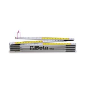 Fita métrica feita de vidoeiro flexível, classe III