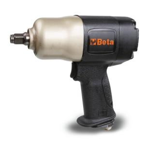 Chave de impacto pneumática reversível, em material compósito