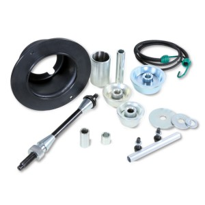 Flange universal para rodas de motociclos, Ø 40 mm, para equilibrador de rodas 3070BE