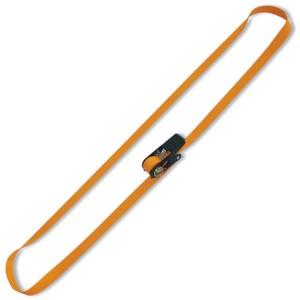 Esticador circular de aperto com sistema de roquete, LC 750 kg, correia em poliester de elevada tenacidade (PES)