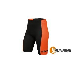 Calção de lycra respirável e secagem rápida, 180g/m2, com elástico na cintura