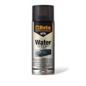 Spray impermeabilizante para tecido