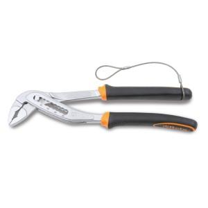 плоскогубцы регулируемые, ручки с покрытием из двойного материала, с системой H-SAFE