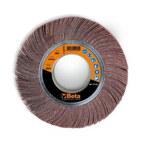 шлифовальные диски с корундовым покрытием и отверстиями