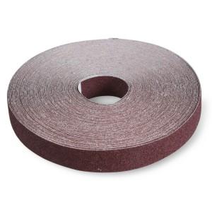 рулоны со сменным корундовым покрытием для шлифовальных дисков
