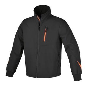 Куртка из материала софтшелл