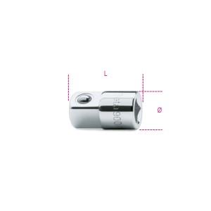 адаптер с1/4 на 3/8 дюйма для применения  с торцовыми головками