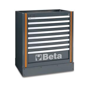 стационарный модуль с 8 выдвижными ящиками к набору оборудования для мастерских