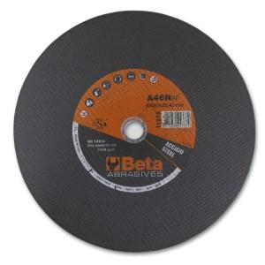 абразивно-отрезной ультратонкий стальной диск с плоским центром