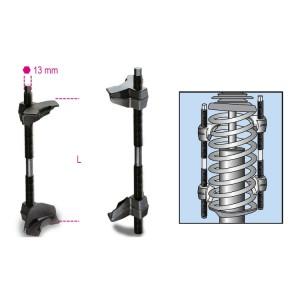 прижимное устройство для пружин амортизаторов