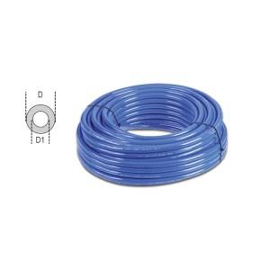 Шланги полиуретановые спиральные с оплеткой, 95 по Шору, длина 50 м