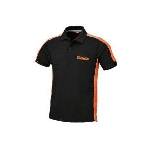 рубашка-поло из 100% хлопкового пике, плотность 210 гр/см2