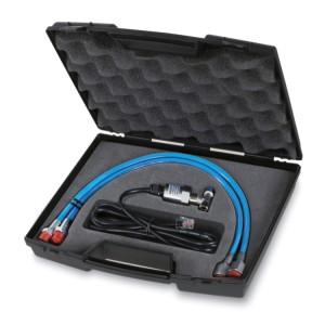 Jogo para testar alta pressão em sistema de motores a gasolina FSI para uso com o item 1464T