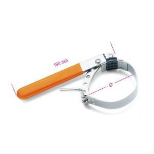 Chave de cinta para filtros de óleo