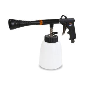 Pistola de limpeza