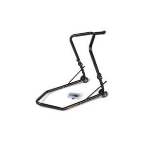 Cavalete frontal para moto para pino da direção