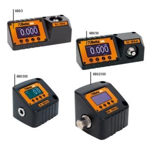 Medidor eletrônico de torque digital
