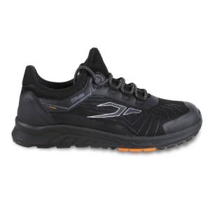 Sapato ocupacional 0-Gravity, ultraleve, confeccionado em malha, repelente à água