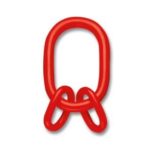 Anéis para elevação triplos, ligas de aço de alta resistência