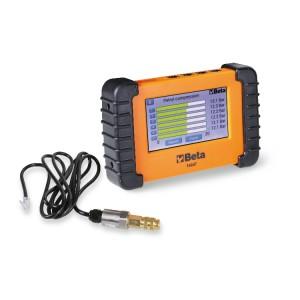 Testador digital de pressão e compressão