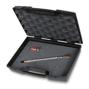Jogo para testes pressão da bomba nos motores TDI, para uso com o item 1464T