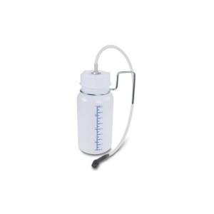 Recipiente com tubo de recuperação do item 1467LF