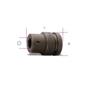 """Soquete porta-bits de impacto de 16mm, quadra de 3/4"""""""
