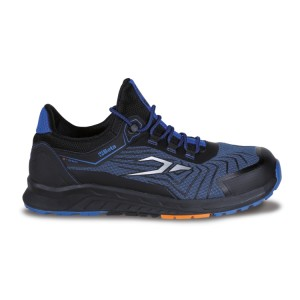 Sapato 0-Gravity em tecido de malha, altamente respirável, com inserções em TPU