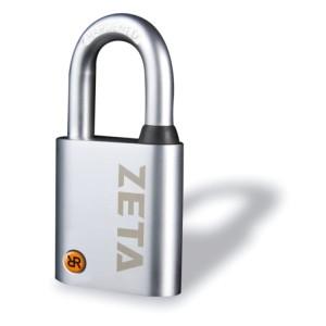 Cadeados para correntes anti-roubo, corpos de liga de zinco