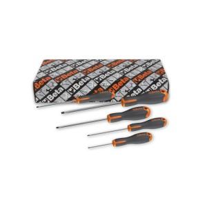 Schraubendrehersatz Evox, 5-teilig, für Gewindestifte mit Schlitz