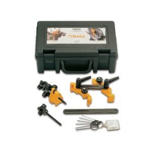 Werkzeugsatz Blockierung  Riemenscheiben Ventiltrieb