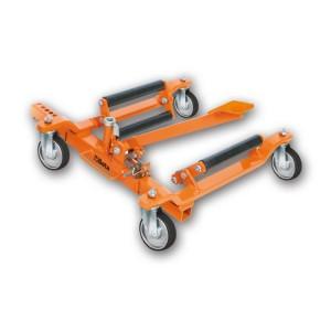 Rangierhilfe / Fahrzeugroller