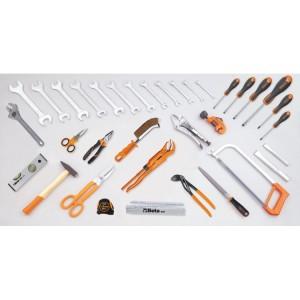 Werkzeugsortiment, 35teilig