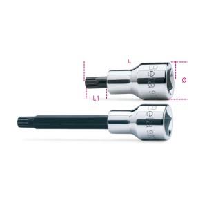 Steckschlüssel für Vielzahnschrauben  (XZN®)