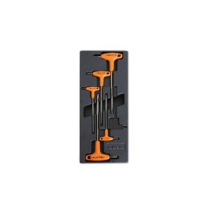 Fester Thermoformateinsatz mit Werkzeugsortiment