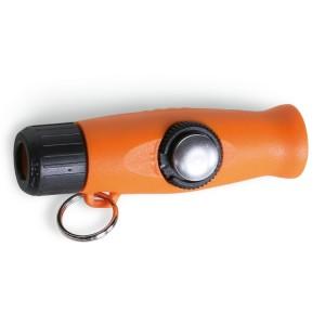 Mini-Ausblaspistole mit progressiv dosierbarer Blaswirkung