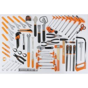 Werkzeugsortiment, 90-teilig
