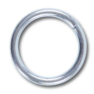 Ringe aus verzinktem Stahl