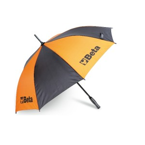 Regenschirm aus Nylon 210T, Durchmesser 120 cm
