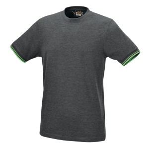 Pracovní tričko, 100% bavlna, 150 g/m2, šedé