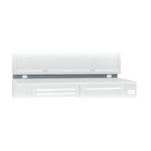 Profil, 2 m, přizpůsobený pro el. zásuvky do syst. C55