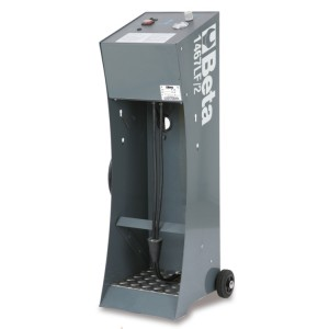 Elektrický přístroj pro výměnu brzdové kapaliny