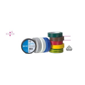 Elektroizolační páska z PVC