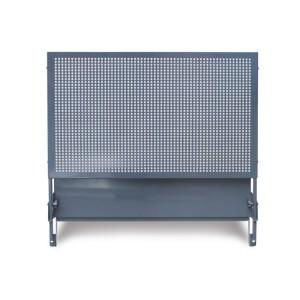 Děrovaný panel s držáky pro vozík C37
